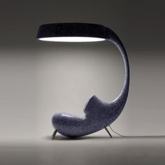 The Light up is designed by Dutch designer Christiaan Oppewal, Light Up – Anglerfish inspired Chair