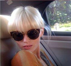 Vintage Cat Eye Women Sunglasses Retro