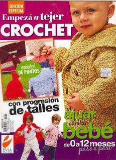 Revista Crochet para o bebê