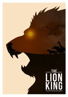 The Lion King | 24 Unofficial Movie Posters That Are Better Than The Real Posters