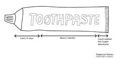 Sober+in+a+Nightclub:+Toothpaste+Tubes