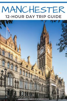 How to spend a day in Manchester, England. Make the most of a luxe day trip in this UK hidden gem by Luxury Travel, Luxury Hotels, Travel Around The World, Around The Worlds, Manchester Travel, Manchester England, Sweden Travel, England Uk, Nightlife Travel