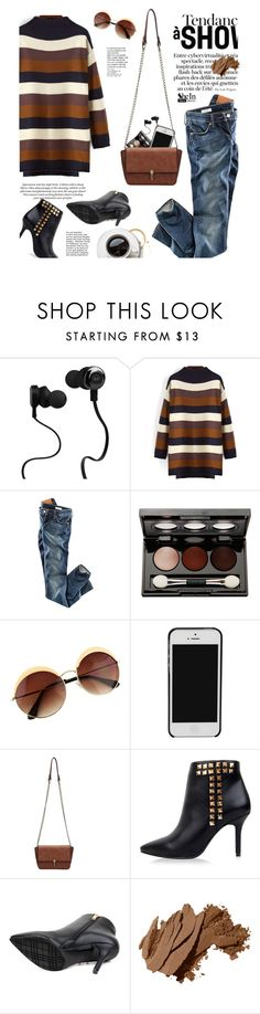 """""""Shop - Shein"""" by yexyka ❤ liked on Polyvore featuring Monster, H&M, Vincent Longo, Bobbi Brown Cosmetics, Sheinside and shein"""