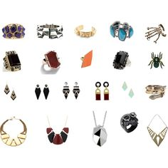 """FG jewelry"" by rilles on Polyvore"