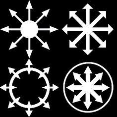 Chaos Symbols