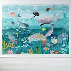 So many exclusive kids wall art prints and decals, so little time. Shop our full line of kids wall decor and wall decals today.