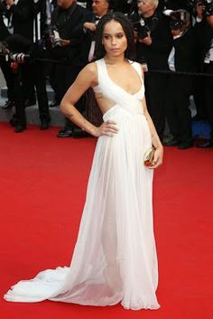 Zoe Kravitz Cannes 2015 best dressed