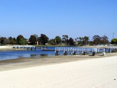 Colorado Lagoon Park - Long Beach California.  My mom took me here a lot during the summer.  It seemed much bigger then.