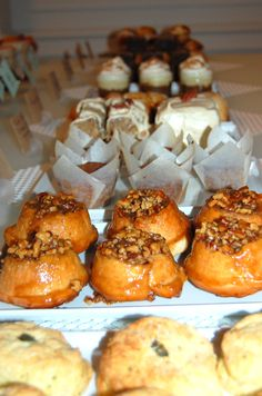 Journey part 6: Our blog about opening a bakery - Menu Planning & Recipe Testing