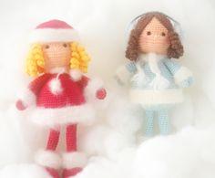Winter Dolls Free Patterns | AmigurumiBB's Blog