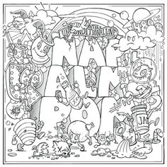 Napalmpom - party style rock n' roll from Calgary, Alberta.