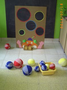 Fun Activities at Home for 2 Years Old Children games for kids Gross Motor Activities, Gross Motor Skills, Indoor Activities, Preschool Activities, Children Activities, Kids Crafts, Diy And Crafts, Games For Kids, Diy For Kids