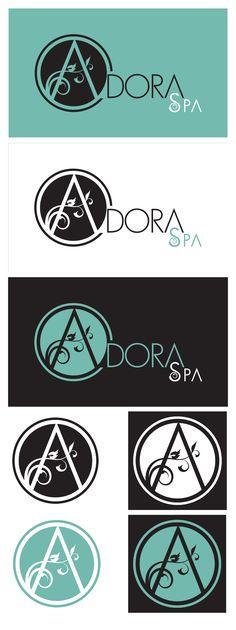 Logotipo para Spa