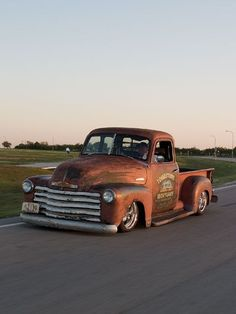 1948 Chevy rat truck