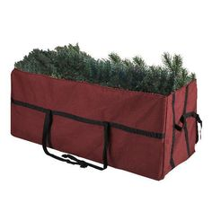 Shop for Elf Stor Heavy Duty Canvas Christmas Tree Storage Bag Tree. Get free delivery On EVERYTHING* Overstock - Your Online Christmas Store! Christmas Tree Canvas, Christmas Tree Storage Bag, Country Christmas, Red Christmas, Christmas Trees, Artificial Tree, Large Bags, Bag Storage, Storage Spaces