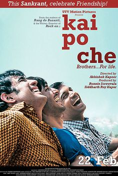 Kai Po Che earns big in the US and Emirates!