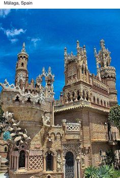 Malaga, Spain - Nov. 2015