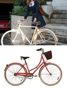 again... a perfect bike for living in a big bike friendly city