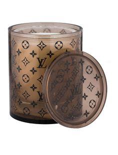 93141537a42e Louis Vuitton Monogrammed candle Louis Vuitton Monogram
