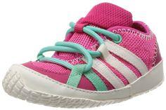 adidas Performance Boat Lace I D66676 – Zapatos para bebé para unisex-bebé, color rosa, talla 25