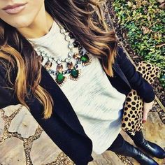 Jewelry accent outfit example