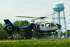 AIR AMBULANCE DISPUTE: Mercy Flight CEO says new service by LifeNet is detrimental - Finger Lakes Times
