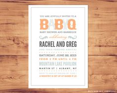 Baby Q Shower Invitations . 30 Lovely Baby Q Shower Invitations . Baby Q Shower Invitation Bbq Baby Shower Invitation Red Couples Baby Shower Bbq Backyard Bbq Baby Shower Invitations Printable Pdf File Baby Shower Barbeque, Baby Q Shower, Baby Shower Images, Printable Baby Shower Invitations, Invitation Ideas, Couples Baby Showers, Shower Ideas, Invites, Parties