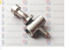 titanium bicycle parts nut bolts,Hot Selling Gr5 DIN912 Titanium Screw for Bicycle ,supply titanium bike screw ,Bicycle titanium screw ,DIN933 Titanium Bolt M15 And Titanium Screw for Sale with High Strength and Light Weight ,fastener bicycle bike titanium single chain ring chainring titanium crank ,Titanium Bolt Screw M5x20 Tapered Hex Allen Head Bicycle Bike Screw din 912 ,Professional custom high precision titanium bolt screw m5x20 tapered hex allen head