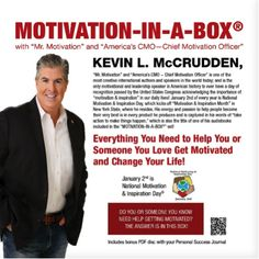 Get MOTIVATION-IN-A-BOX at Barnes & Nobles and online at http://www.downpour.com/motivation-in-a-boxr-1