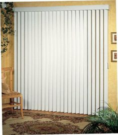 Achim home furnishings 60 by 64 inch vertical blinds for Exterior no chain window shade