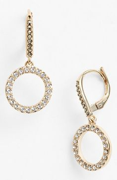 Judith Jack 'Round About' Drop Earrings available at #Nordstrom