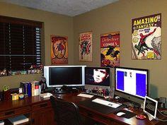 comic book office - Google Search