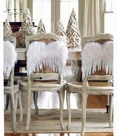 Living Styles: Biele Vianoce vo francúzskom štýle