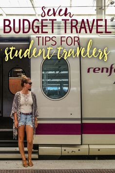 7 Budget Travel Tips for Student Travelers | The Blonde Abroad | Bloglovin'
