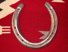 Free Ship Original Lucky Horseshoe Ready2Hang Cowgirl Cowboy USA Ranch Cabin 77 AUCTION BID OR BUY IT NOW ON EBAY! FOR SALE in Lone Raven Ranch eBay shop - please follow link.. http://www.ebay.com/usr/loneravenranch (subject to prior sale) #Americana