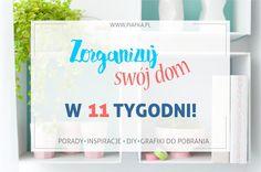 Project: Home Organization in 11 weeks // Zorganizuj Swój Dom