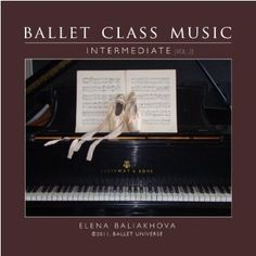 Elena Baliakhova - Ballet Class Music Vol. 2 Intermediate
