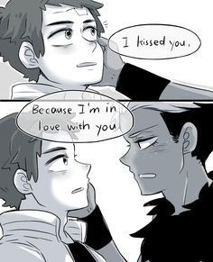 Part I This is a comic based on @tanosan96's... - 回家吃自己