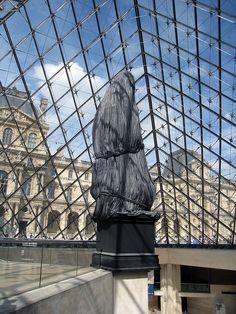 The Louvre , Paris
