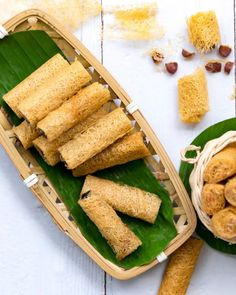 """Amazing Thailand on Instagram: """"This is Khanom La, a native sweet of southern Thailand, notably in Nakhon Si Thammarat, Surat Thani, and Songkhla. Made from rice flour and…"""" Nakhon Si Thammarat, Surat Thani, Palm Sugar, Rice Flour, Thai Recipes, Hummus, Sweet, Thailand, Southern"""