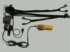 Afbeeldingsresultaat voor takelsysteem fiets