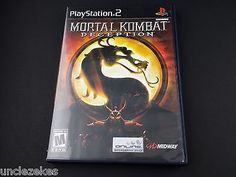 Mortal Kombat Deception Sony PlayStation 2 2004