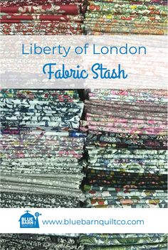 Send us your quilt tops and we will finish them for you on our APQS Millie state-of-the-art longarm quilting machine! Liberty Of London Fabric, Liberty Fabric, Longarm Quilting, Machine Quilting, Fabric Shop, Fat Quarters, Quilt Top, Quilt Patterns, Lawn