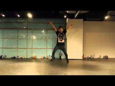 "kazuki""Just Good Friends/Michael Jakson""@jessica zheng Dance Studio Shibuya - YouTube"