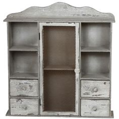 I pinned this Gabrielle Wall Cabinet from the Wall to Wall event at Joss and Main!