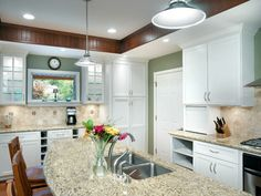 Upper Arlington Kitchen remodel by J.S. Brown & Co.