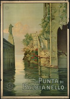 File name: 08_05_000056  Title: Punta di Balbianello. Lago di Como  Created/Published: Napoli [Naples] : Richter & C.  Date issued: 1910-1959 (approximate)  Physical description: 1 print (poster) : color  Genre: Travel posters; Prints  Subjects: Tourism; Ente nazionale industrie turistiche (Italy)  Notes: Title from item.  Location: Boston Public Library, Print Department  Rights: Rights status not evaluated