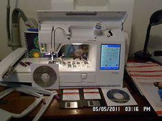 ... about Designer 1 Embroidery/Sew ing Machine by Husqvarna Viking