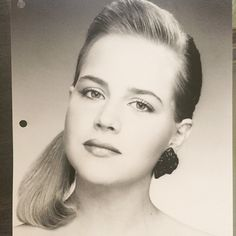 Throwing it back to one of my first head shots.... #Tbt #circa1987 #yikes