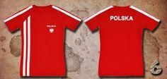 Damska koszulka wspomagająca piłkarzy - wzór 6.
